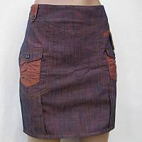 Юбка женская с карманами