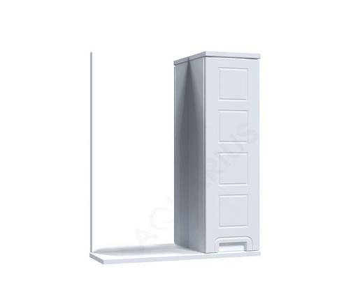 Зеркало Аквариус Cимфония со шкафчиком 55 см, фото 2