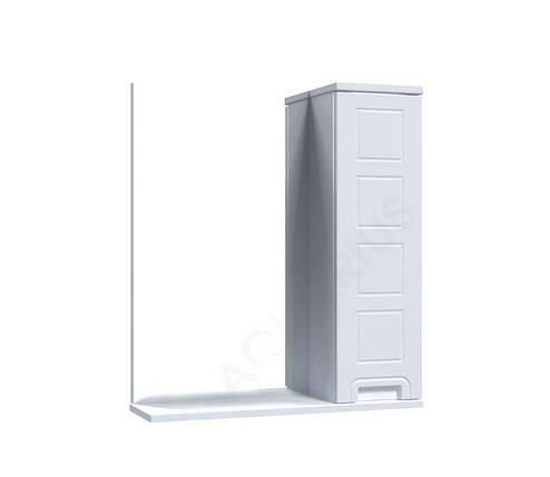 Зеркало Аквариус Cимфония со шкафчиком 60 см, фото 2