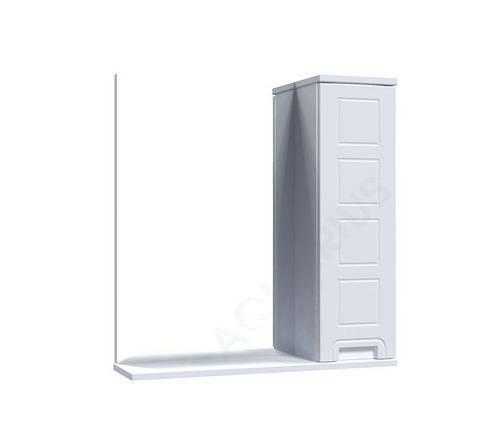 Зеркало Аквариус Cимфония со шкафчиком 65 см, фото 2