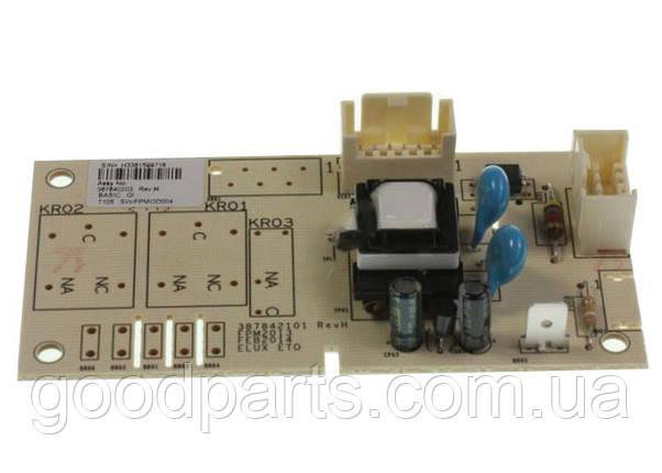 Модуль (плата) управления плиты Electrolux 3878402035, фото 2