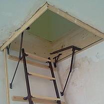 Складная  лестница по размерам заказчика (Украина), фото 3