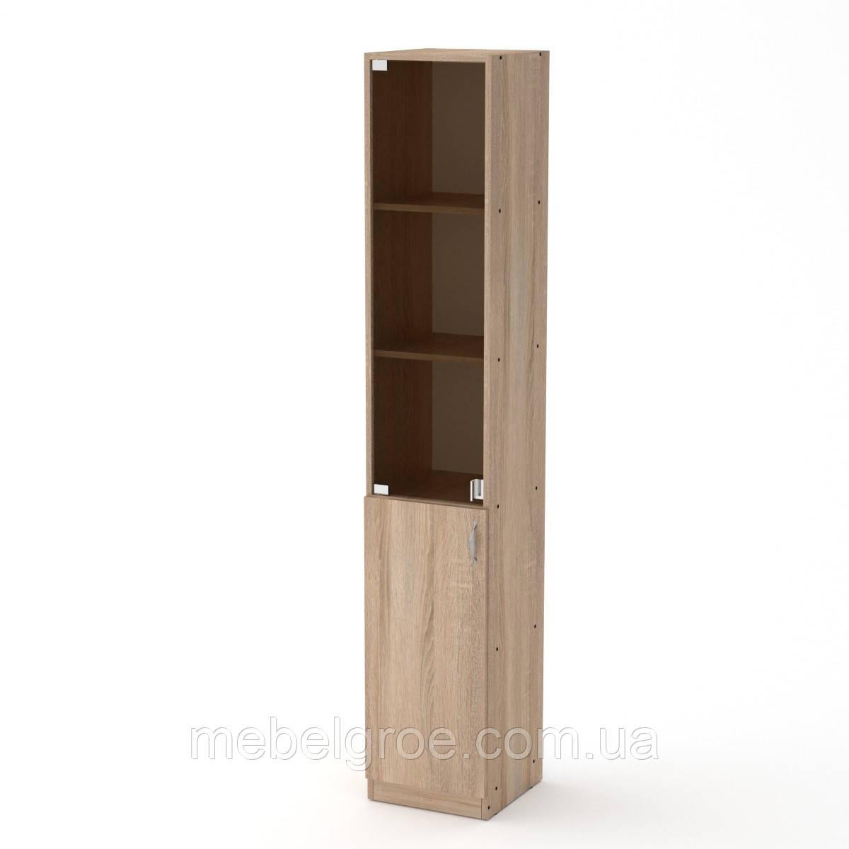 Шкаф книжный КШ 9 тм Компанит