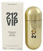 Carolina Herrera 212 VIP for Women парфюмированная вода 80 ml. (Тестер Каролина Херрера 212 Вип Фор Вумен), фото 1