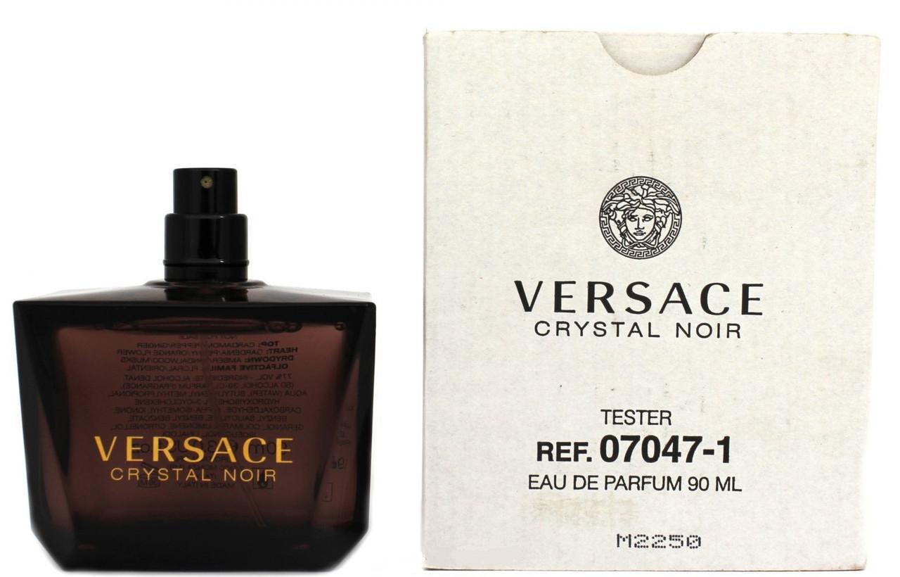 Купить Versace Crystal Noir туалетная вода 90 ml. (Тестер Версаче Кристал  Ноир) в Киеве  ... 93f367346094f
