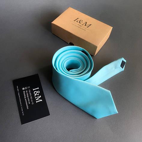 Галстук I&M Craft цвета панг (020341), фото 2