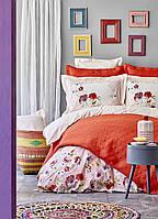 Набор Постельное белье с покрывалом Евро Elia Karaca Home
