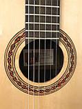 Гитара акустическая, ручной работы, палисандр мадагаскарский, фото 4