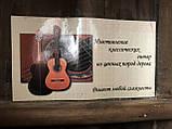 Гитара акустическая, ручной работы, палисандр мадагаскарский, фото 8