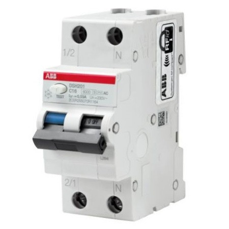 Дифференциальный автомат ABB DSH201 C16 AC30