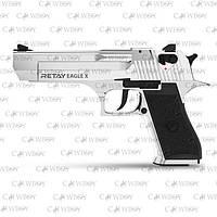 Пистолет стартовый Retay Eagle X, nickel