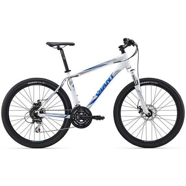 Горный велосипед Giant Revel 1 белый S/16 (GT)
