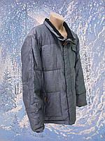 Куртка мужская зимняя на холлофайбере  р.3XL  б/у