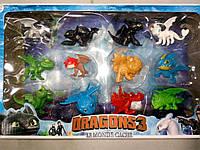 Как приручить дракона 12 штук 839174, фото 1
