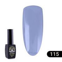 Гель лак Global Fashion BLACK ELITE (8 мл) 115