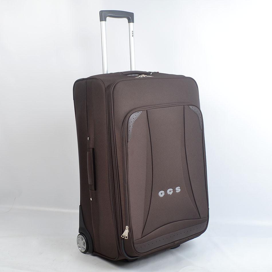 7e5cc5fd124f Большой дорожный чемодан на колесах фирмы ССS - ИЗИДАмаркет в Хмельницком