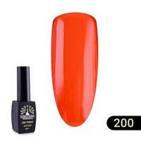 Гель лак Global Fashion BLACK ELITE (8 мл) 200