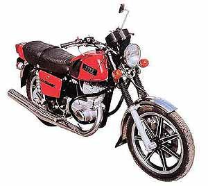 Запчастини до мотоциклів ИЖ