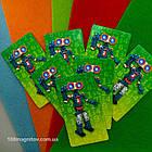 Магнитные визитки, производство магнитов 90х50 мм, фото 3