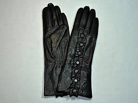 Перчатки Pittards 506 женские кожаные удлиненные