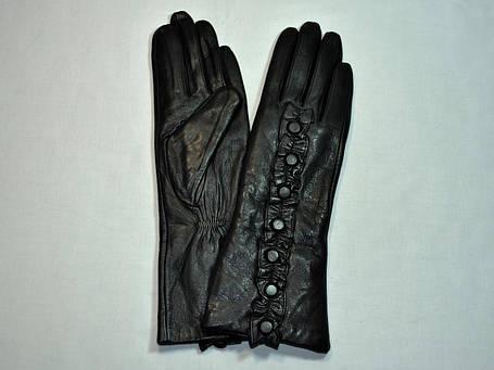 Перчатки Pittards 506 женские кожаные удлиненные, фото 2