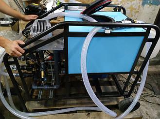 Химическая промывка систем отопления бустером или агрегатом