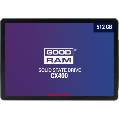 Накопитель SSD 2.5 512GB GOODRAM (SSDPR-CX400-512)
