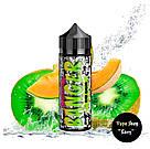 Banger Kiwi Melon 100 мл жидкость для вейпа, электронных сигарет., фото 4