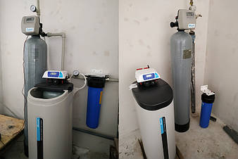 Монтаж водоподготовки екософт кабинет