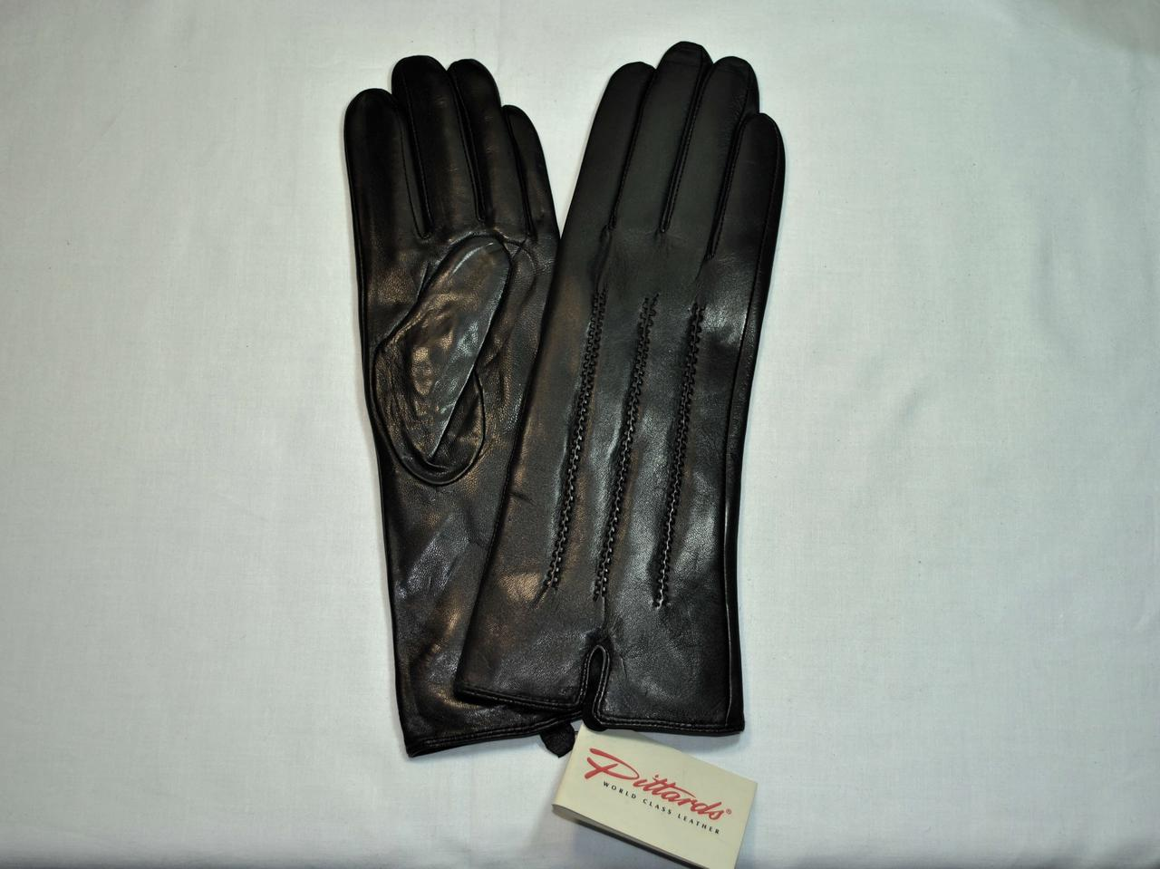 Перчатки Pittards 509 женские кожаные удлиненные