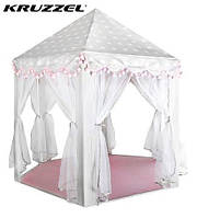 Намет для дітей KRUZZEL Дитяча палатка Дитячий домік детская палатка вигвам Детский домик игровой