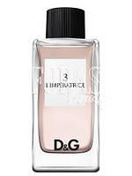 Dolce&Gabbana Anthology L`Imperatrice 3 EDT 100ml Eau de Toilette TESTER