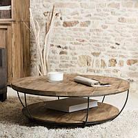 """Журнальный столик """"Масив"""", кофейный столик, столик для прихожей, маленький столик, круглый столик"""