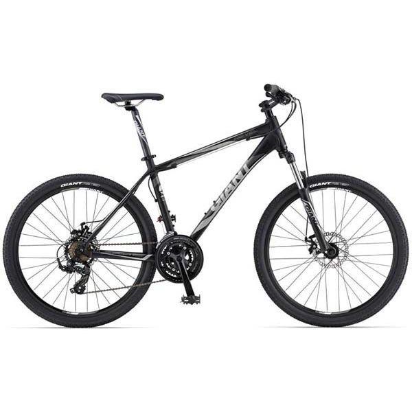 Горный велосипед Giant Revel 2 черный XL/21 (GT)