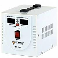 Стабилизатор напряжения FORTE TDR-2000VА (релейный)