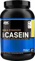 ON 100% Casein Protein 0,9 кг - клубника, фото 1