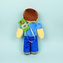 00663-7 Мягкая игрушка Стив Майнкрафт, фото 3