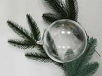 Заготовка - Шар пластиковый 10 см