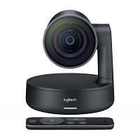 Веб-камера Logitech Rally Black (960-001227)