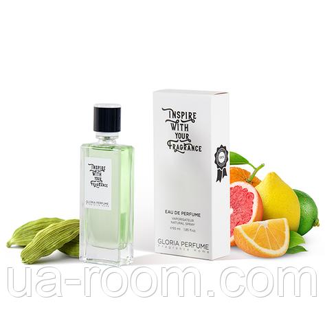 Парфюм мужской Blue De Label Eau De Perfume55 мл., фото 2