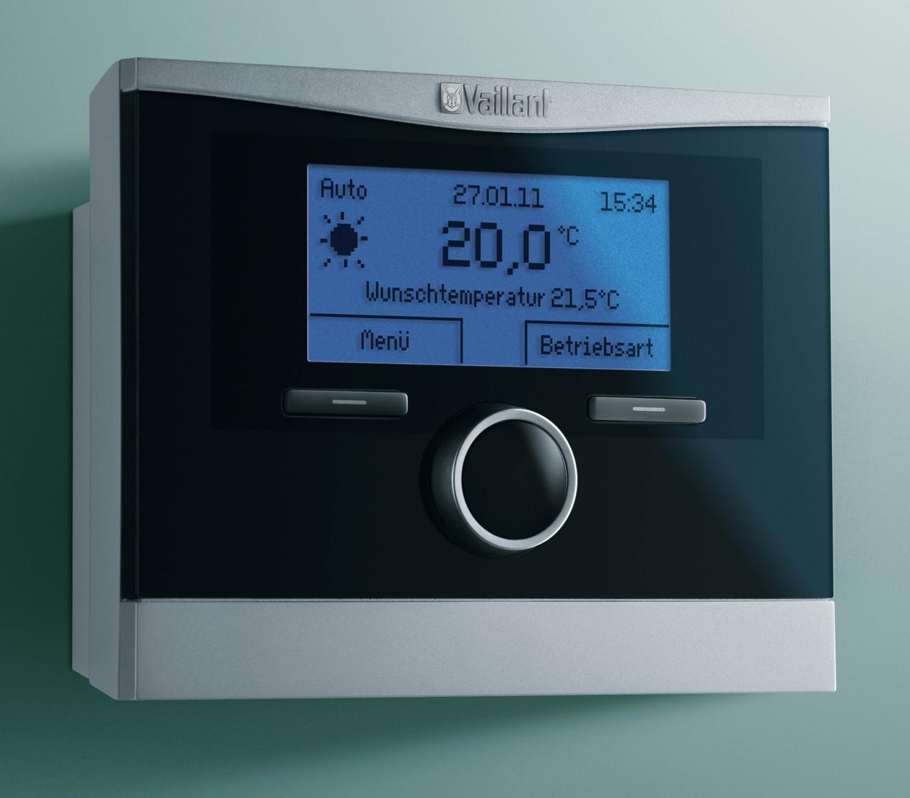 Автоматический регулятор отопления по температуре наружного воздуха CalorMATIC 630f