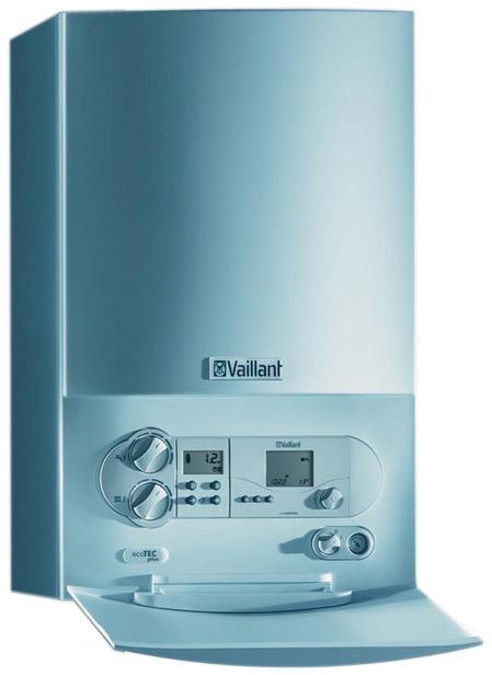 Конденсационный газовый котел Vaillant Eco TEC plus VU INT 466/4-5