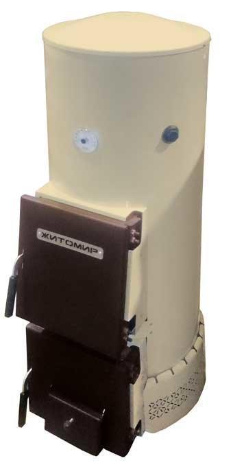 Твердотопливный котел Житомир-16 ВМ