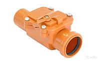 Запорный клапан канализационный 50
