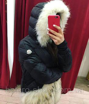 Куртка зимняя с мехом, фото 2