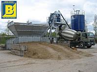 Мобильный бетонный завод EUROMECC FAST 30