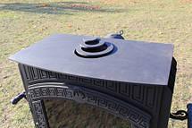 Печь для дома длительного горения в греческом стиле, фото 3