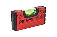 Уровень строительный Уровень строительный, 100 мм. магнитный,Kapro 246 М