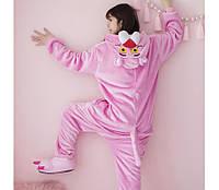"""Пижама Кигуруми """"Розовая Пантера"""" для взрослых(есть только S), фото 1"""
