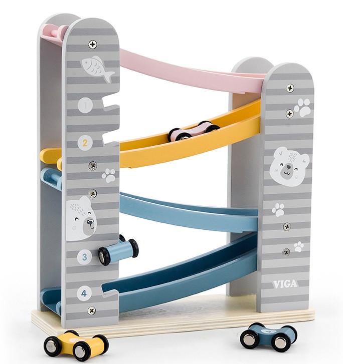 Игровой набор Автотрек Viga toys PolarB (44013)